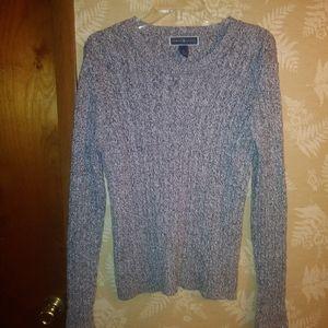 Karen Scott grey sweater